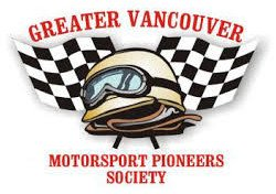 Greater Vancouver Motorsport Pioneers Society Logo